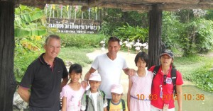 Kids Visit To Khao Kheow Open Zoo