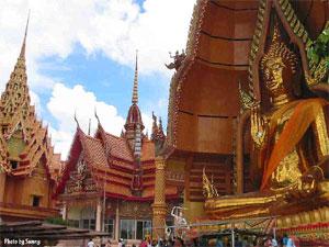 Buddha Temple Bangkok