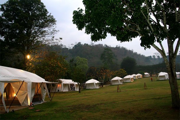 Camping Resort Accommodation