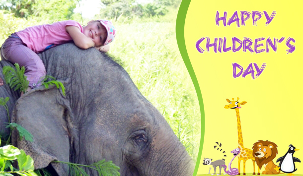 Happy Childrens Day Thailand