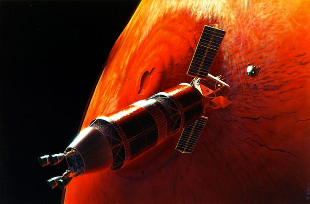 World's first space tourist plans trip to Mars in 2018