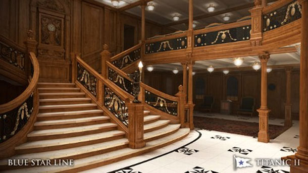 Titanic II Interior Plans