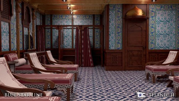 Titanic II Interior Plans Revealed