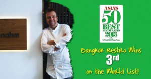 World 50 Best Restaurants of Asia