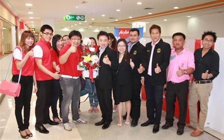 Air Asia Team