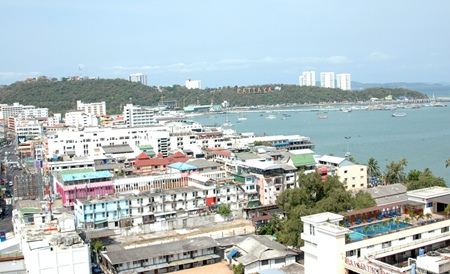 Birds Eye View Pattaya