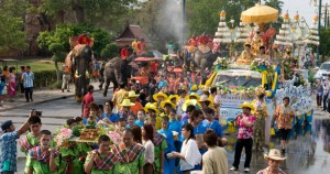 Songkran Splendors