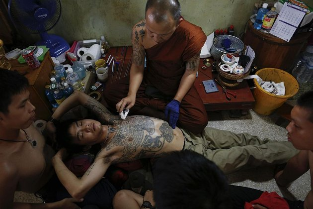 Magic Tattoo Festival Thailands