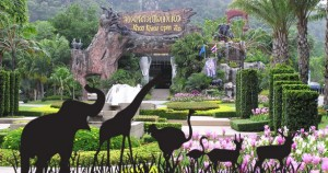 Khao Kheow Forest & Wildlife Park