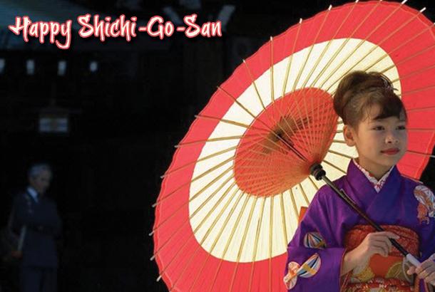7-5-3 Festival Japan