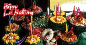 Happy Loi Krathong