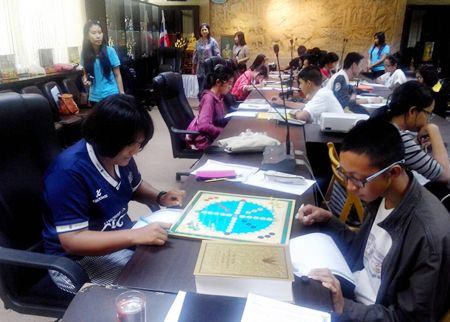 National Crossword Puzzle Competition at KKOZ